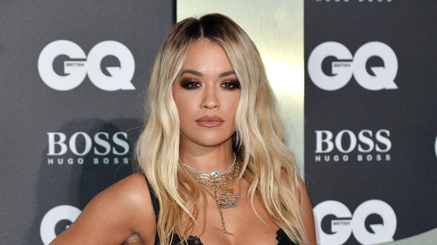 Wenn's um Liebe geht: Für Rita Ora gibt es kein Geschlecht