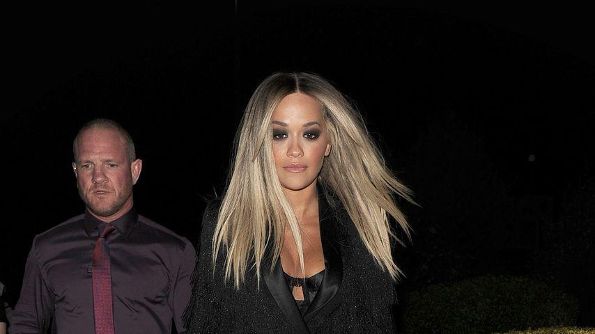 Wegen einer Infektion: Rita Ora musste ein Konzert canceln!