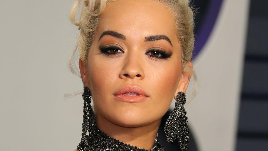 Rita Oras 4-Millionen-Dollar-Schmuck im Flieger vergessen!