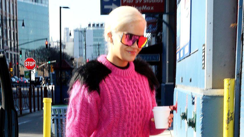 Rita Ora in New York, März 2019