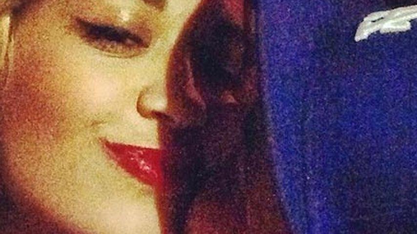 Kuss-Bild: Rita Ora & Rob Kardashian sind ein Paar