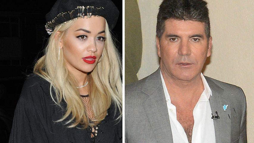 Auf Juroren abgesehen? Rita Ora & Simon Cowell ausgeraubt!