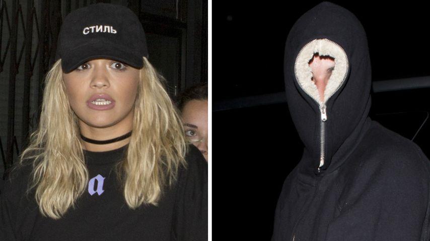 Heimliches Date? Hier treffen sich Rita Ora & Justin Bieber