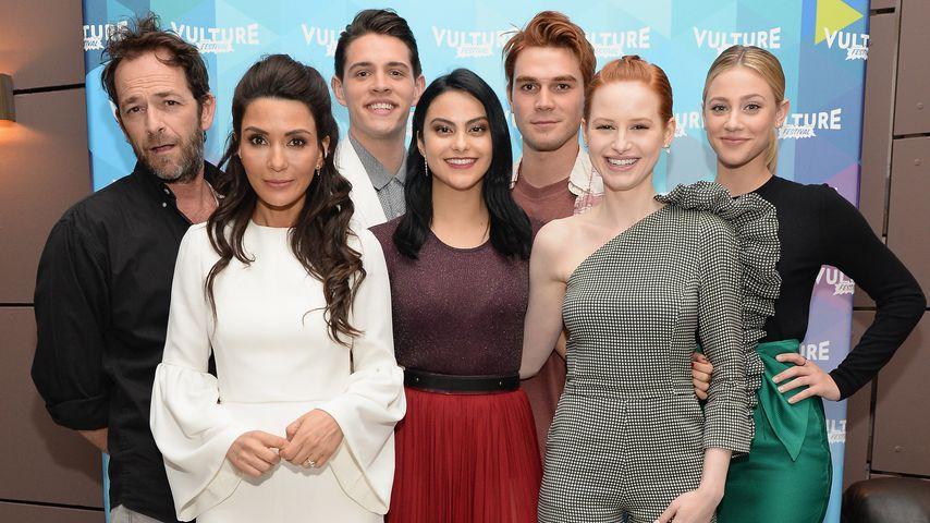 """""""Riverdale""""-Cast auf dem Vulture Festival in New York im Mai 2017"""