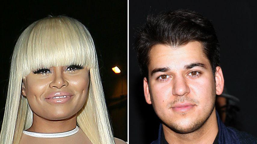 Wegen Blac Chyna: Drogen-Rückfall bei Rob Kardashian?