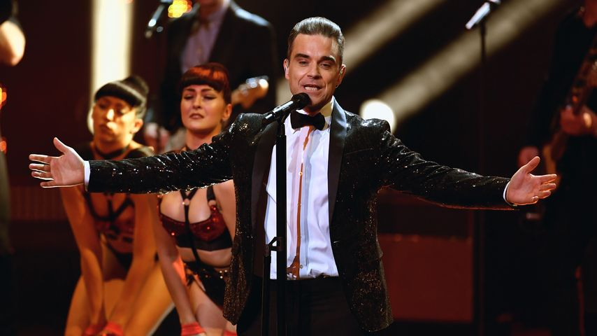 Hype um Robbie: Kleiner Flirt mit Monica Ivancan & Jana Ina?