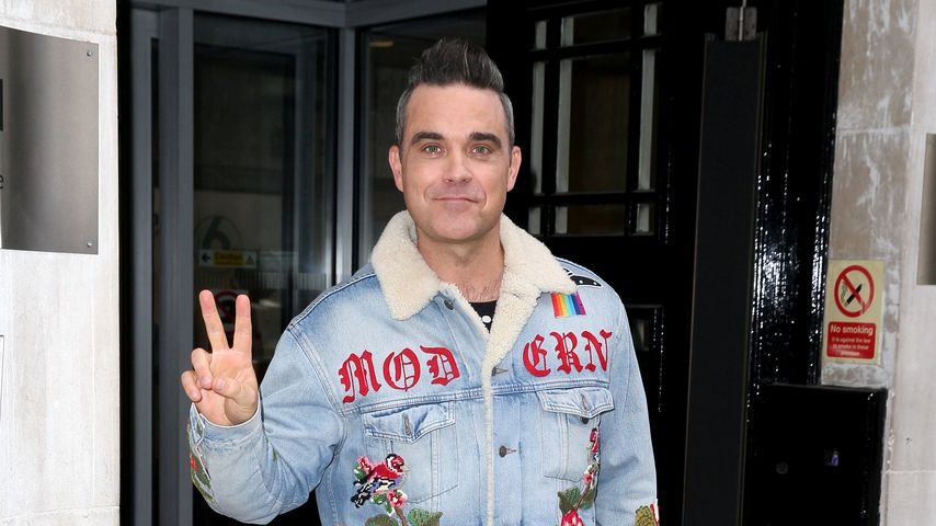 "10 Millionen Pfund: Mega-""X Factor""-Gage für Robbie Williams"