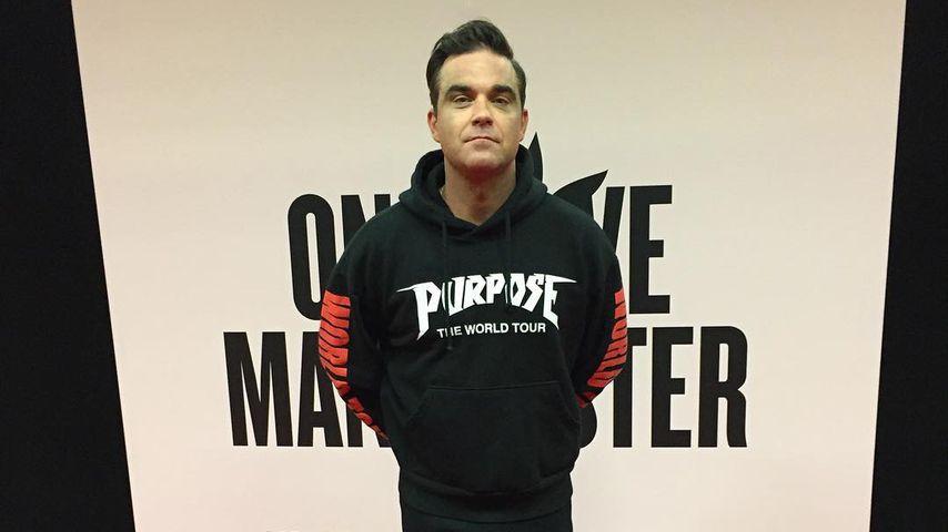 Robbie Williams, britischer Sänger