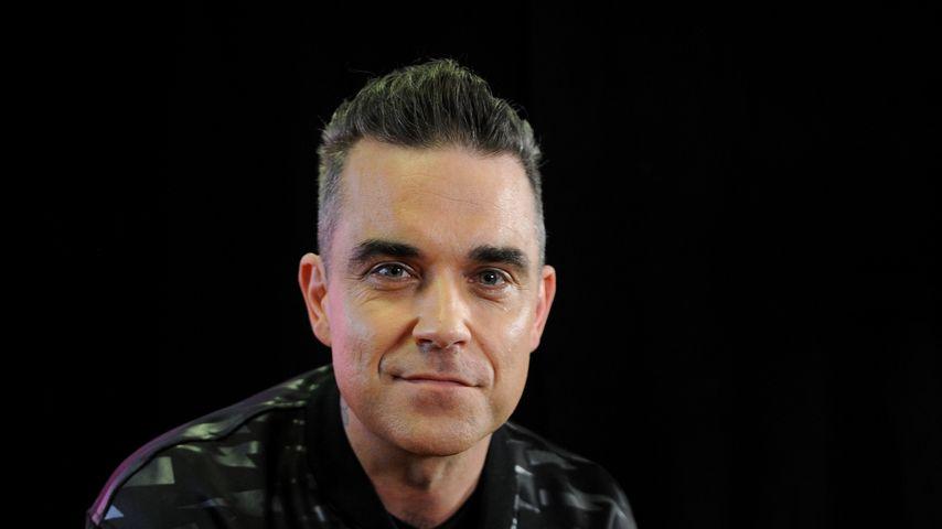 Nach Hotelbrand: Robbie Williams & Ayda melden sich zu Wort