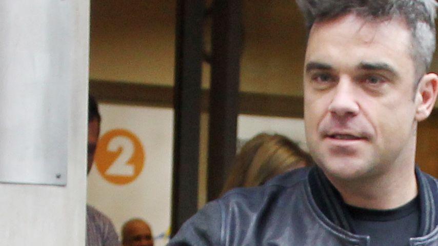 Robbie Williams: Betrunken würde ich fremdgehen