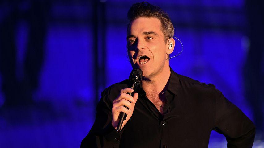 25 Jahre nach Take That: Robbie Williams gründet neue Band!