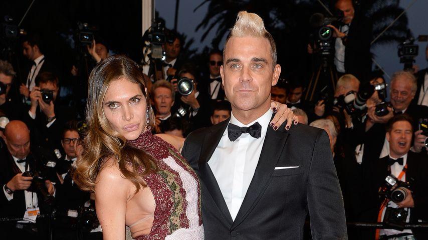 Ein Junge! Robbie Williams' & Aydas Baby ist da