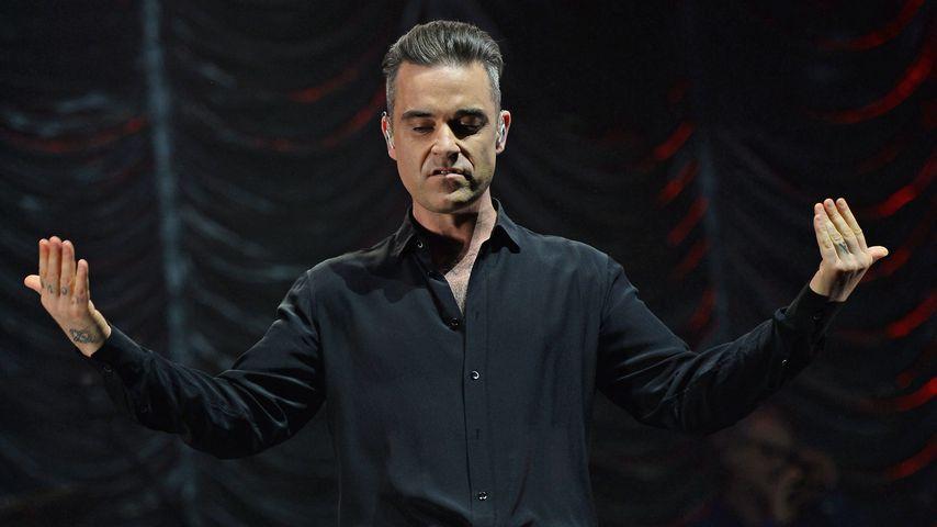 Doch nichts Psychisches: Darum cancelte Robbie Williams Tour