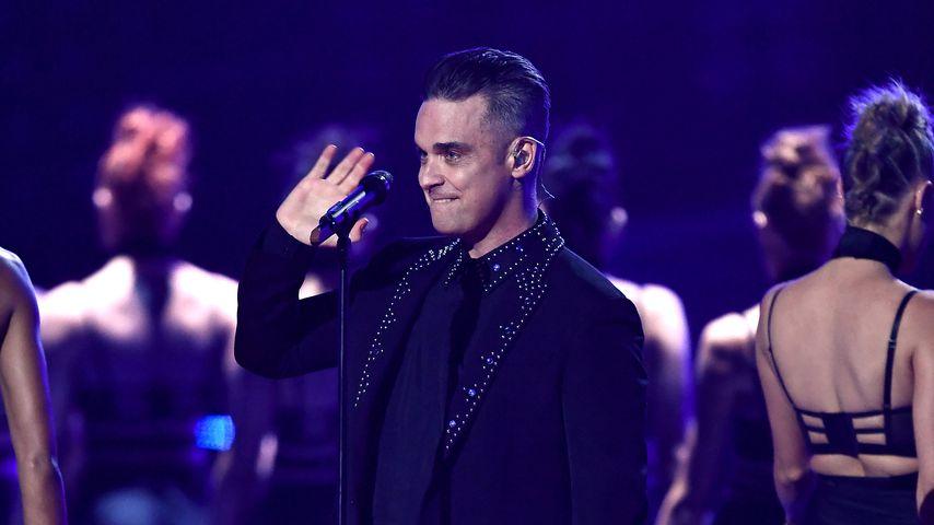 Wie Britney: Auch Robbie Williams bekommt Vegas-Show!