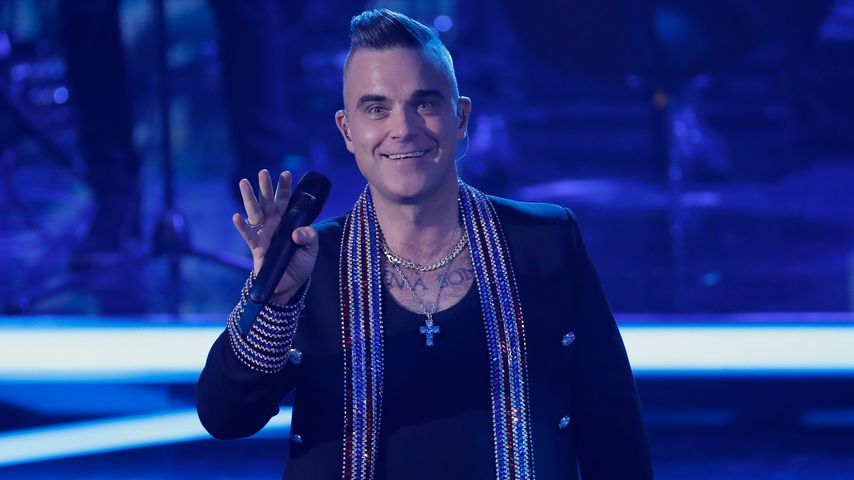 Robbie Williams in Berlin, Dezember 2019