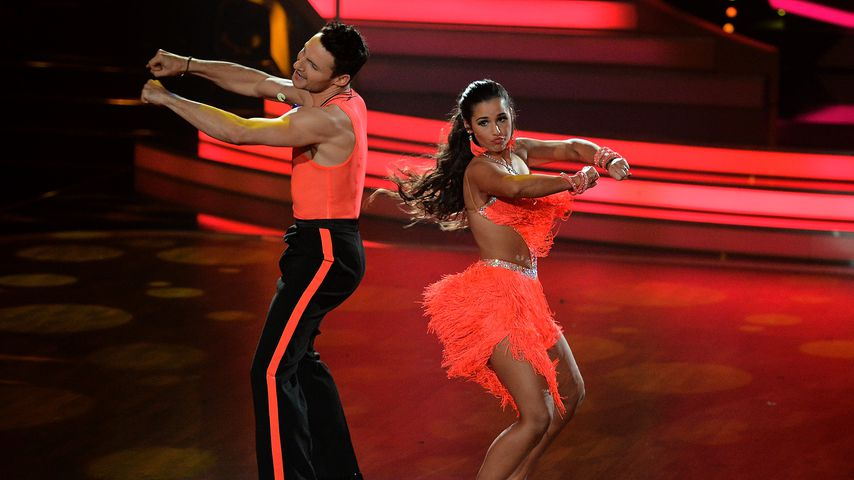 Für Let's Dance: So süß trainiert Sarah Lombardi mit Alessio