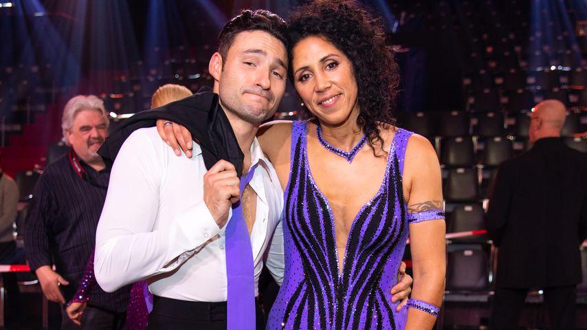 """Erste Worte von Steffi und Robert nach """"Let's Dance""""-Aus"""