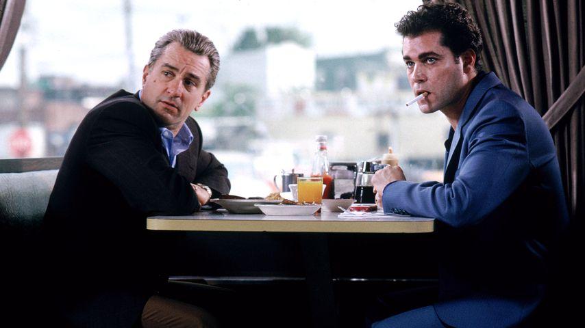 """Robert De Niro und Ray Liotta im Film """"Goodfellas"""""""