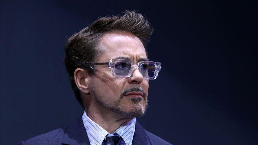 Robert Downey Jr. in Korea