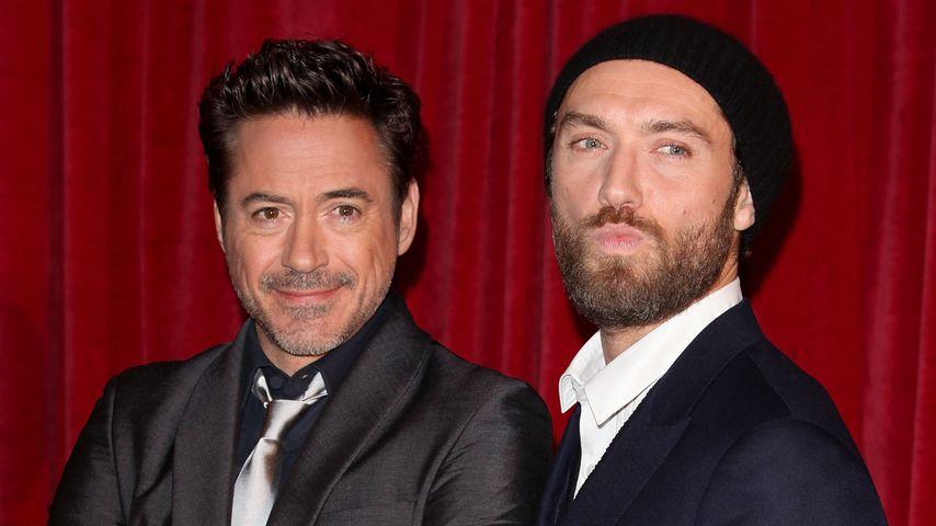 """Robert Downey Jr.: """"Ich bin wohl einer der Besten"""""""