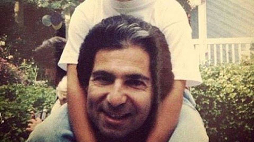 Robert Kardashian Sr. und sein Sohn Robert Kardashian Jr.