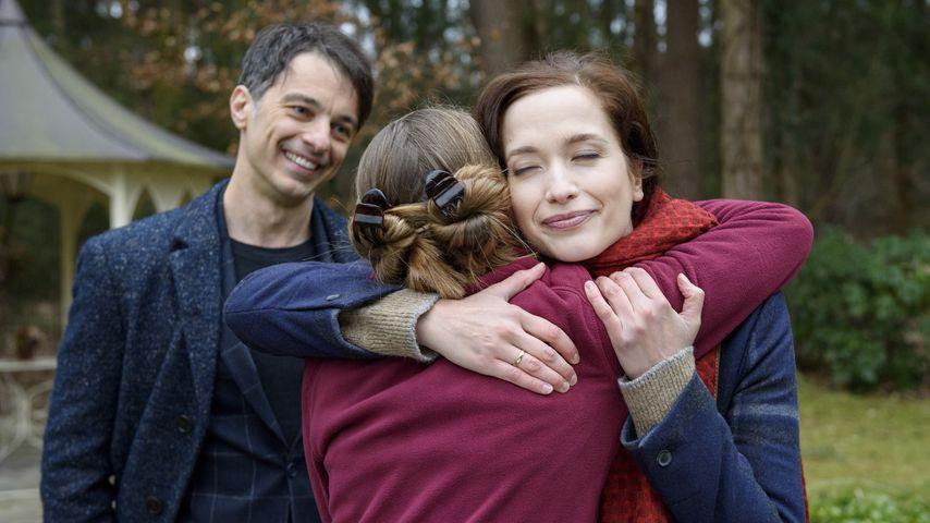 """Endlich! Uta Kargel aka Eva ist zurück bei """"Sturm der Liebe"""""""