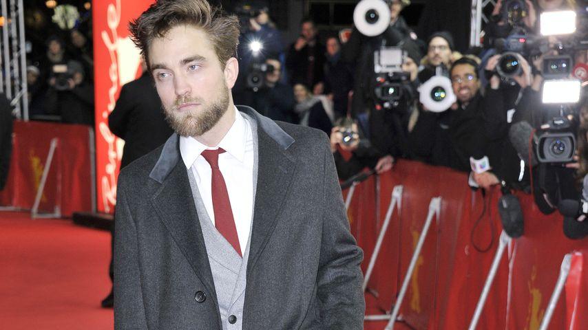 Robert Pattinson: Von der Berlinale zum Thriller