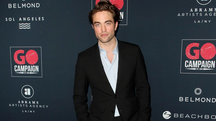 Robert Pattinson bei der Go Gala in Los Angeles