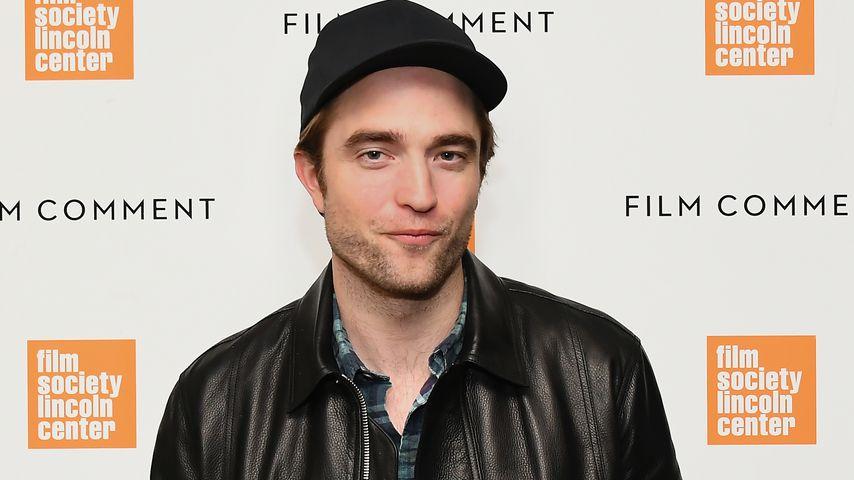 Robert Pattinson im April 2019
