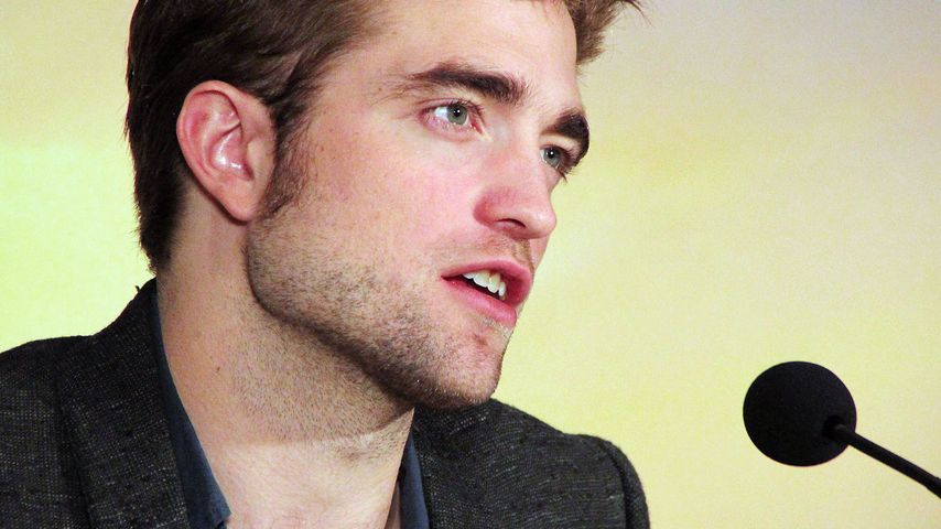 Echt? DAS macht Robert Pattinson vor Auditions