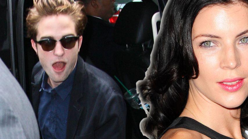 Liberty Ross: Robert Pattinson ist sehr tapfer!