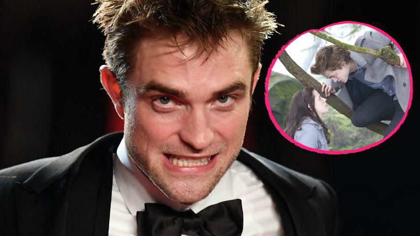 """Traumatisiert? So denkt Rob Pattinson heute über """"Twilight""""!"""