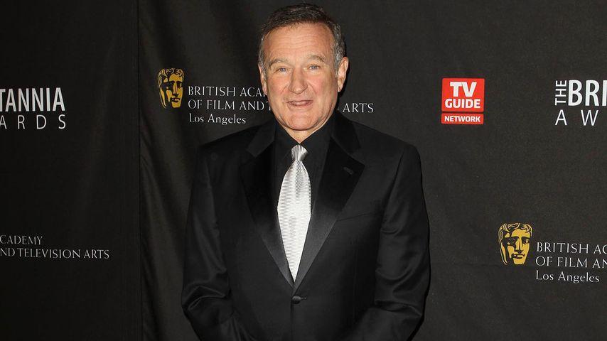 Robin Williams' letzter Wille: Material-Verbot für Disney