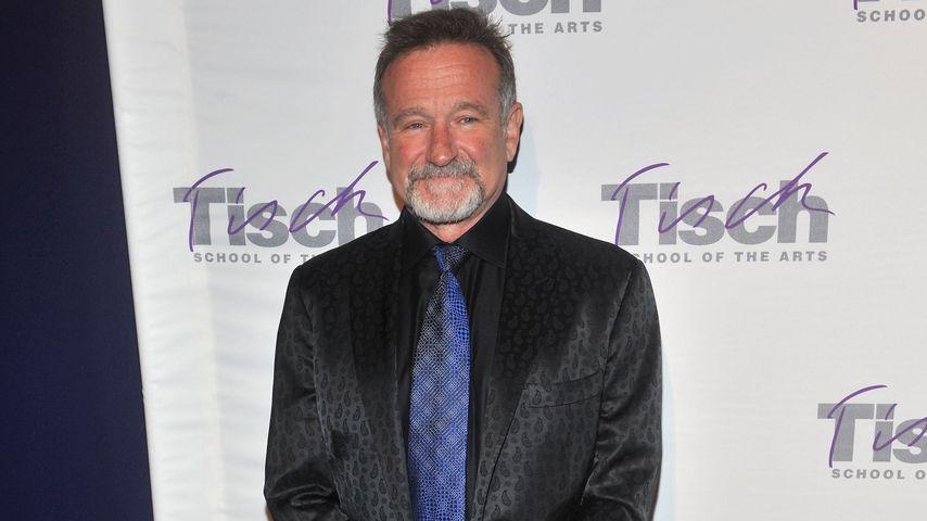 Doku über Robin Williams (†): So schlimm war seine Krankheit