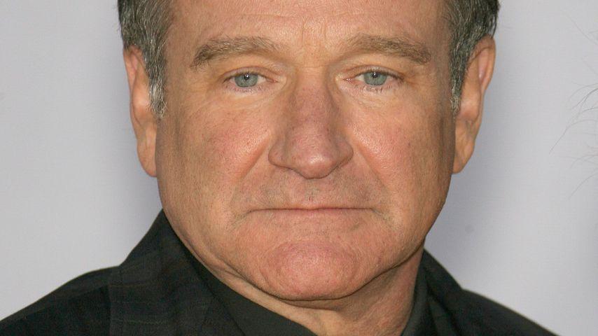 Robin Williams (✝) deutete Suizid schon 2010 an