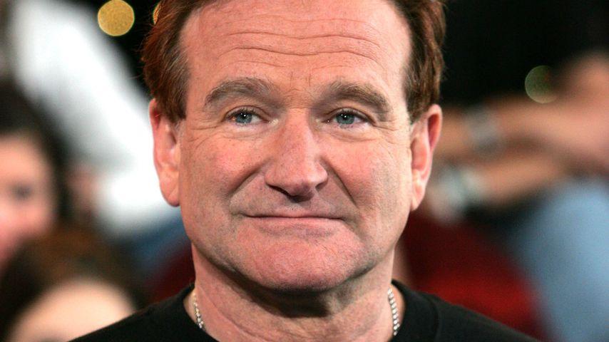 Fünf Jahre nach Tod: Heute wäre Robin Williams 68 geworden