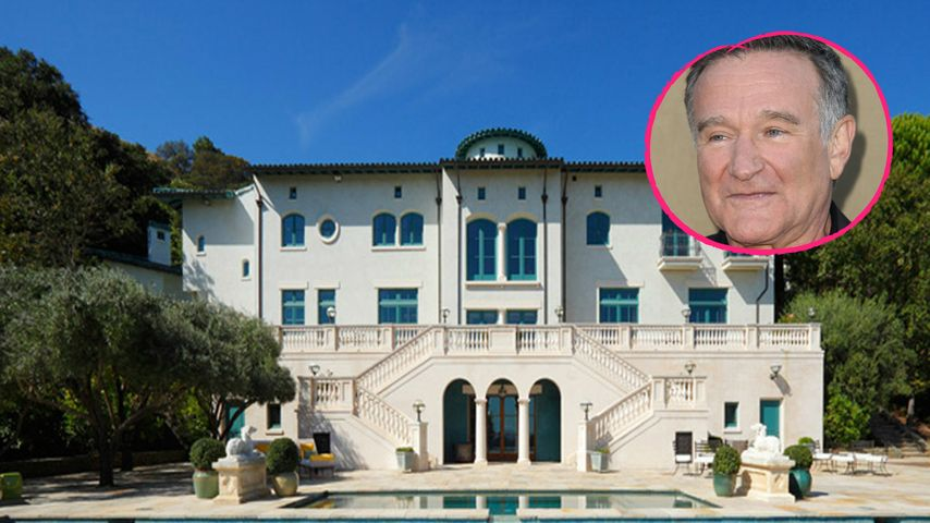 Für 18 Mio. Dollar: Robin Williams' Selbstmord-Haus verkauft