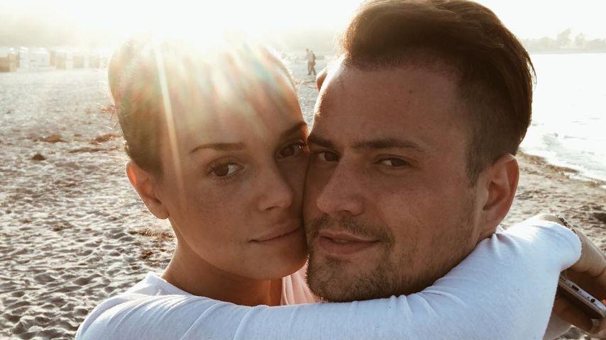 Er kann's nicht lassen: Rocco Stark im Liebes-Posting-Wahn