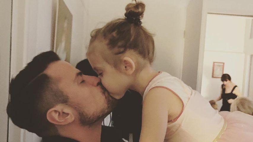 Papa-Tochter-Tag: Pony-Wettreiten bei Amelia & Rocco Stark