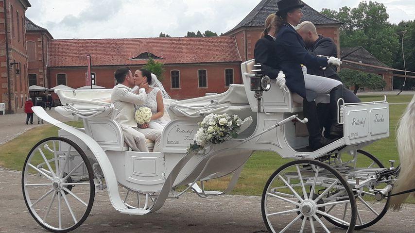 Roccos Hochzeit: Finanzminister änderte für ihn Parkordnung