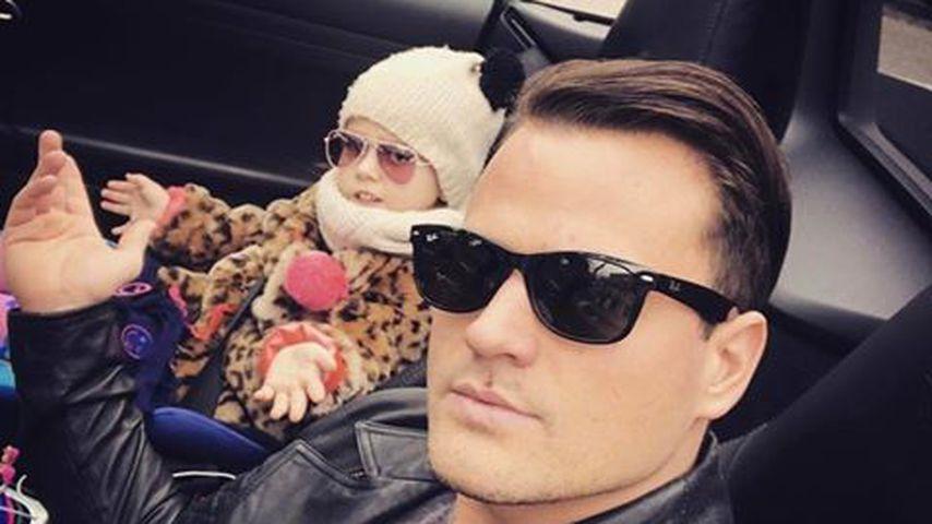 Geht das zu weit? Rocco Stark zeigt Tochter Amelias Gesicht!