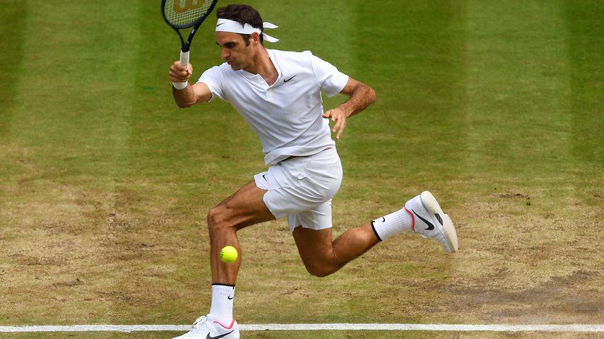 Tennis-Profi Roger Federer