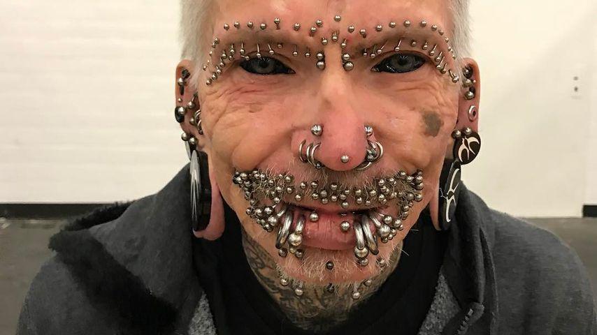 Sex mit 278 Intim-Piercings: Für Rolf Buchholz kein Problem!