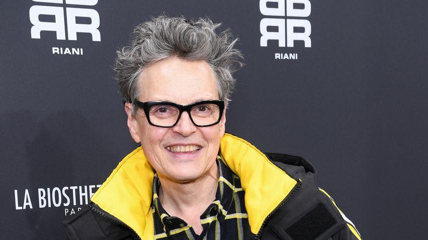 TV-Gesicht Rolf Scheider
