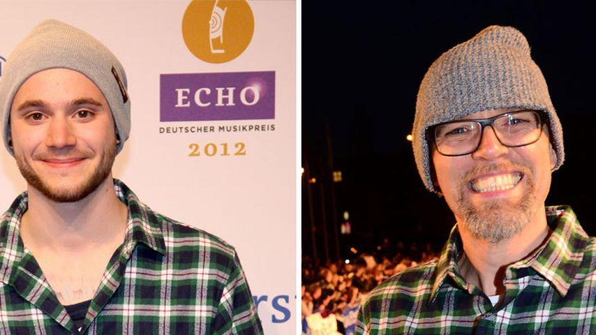 Style-Zwillinge beim Echo: Roman Lob & Thomas D!