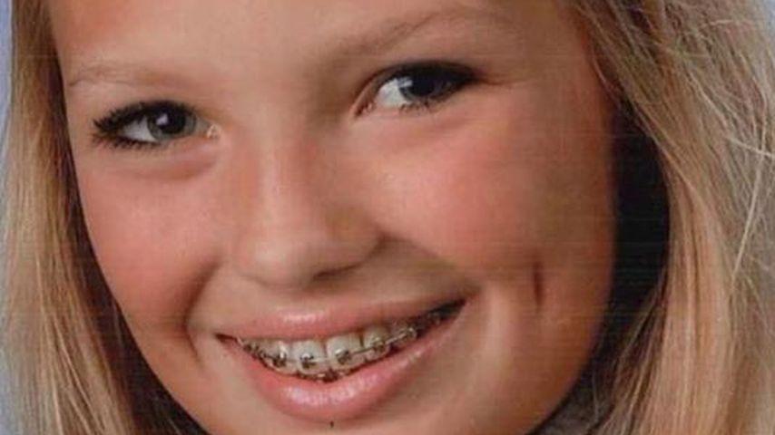 Welcher Victoria's-Secret-Engel strahlt hier mit Zahnspange?