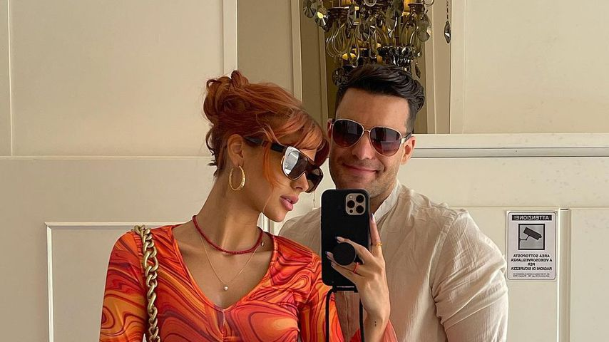 Romina Palm und Stefano Zarrella, Influencer