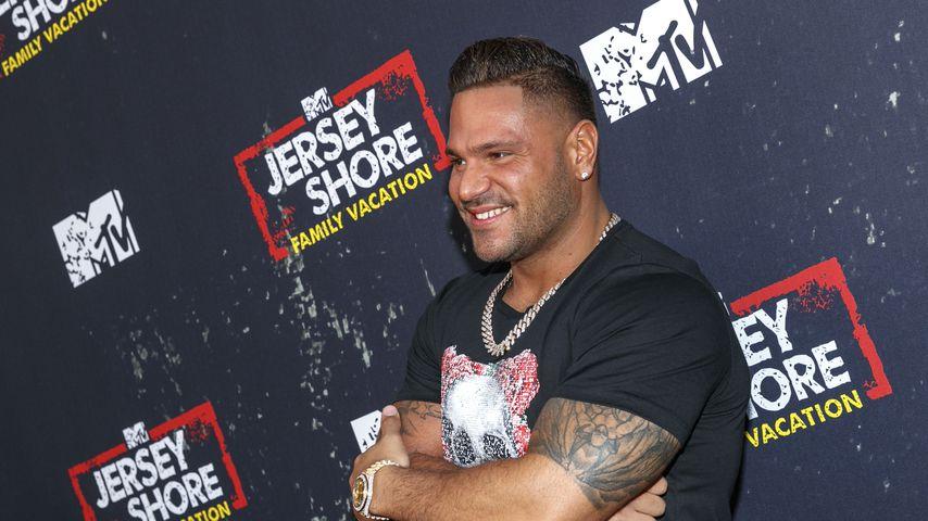 """Ronnie Ortiz-Magro bei der Premiere von """"Jersey Shore Family Vacation"""""""