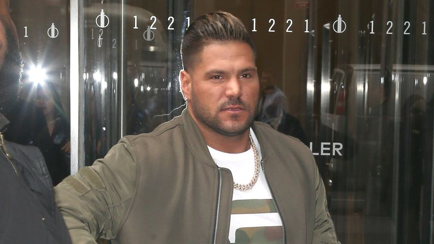 "Ronnie Ortiz-Magro, ""Jersey Shore""-Star"