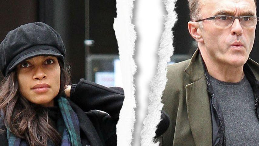 Rosario Dawson: Trennung von ihrem Freund!